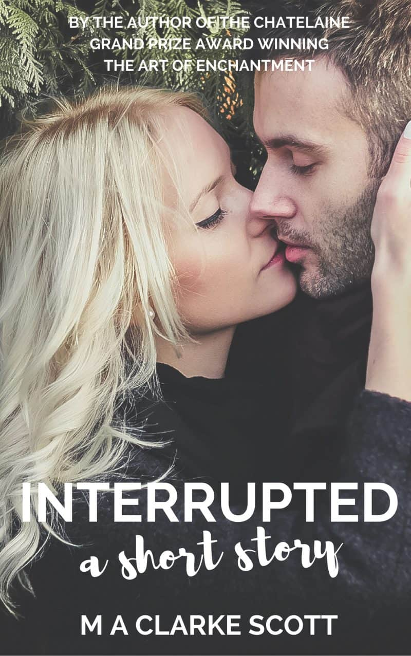Cover for Interrupted: : A Short Story