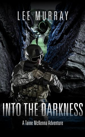 Cover for Into the Darkness