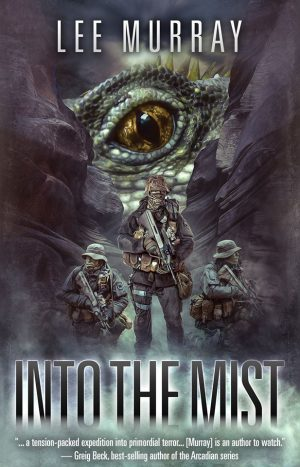 Cover for Into the Mist