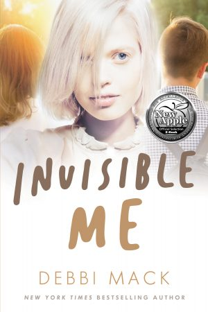 Cover for Invisible Me