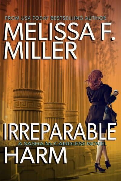 Cover for Irreparable Harm