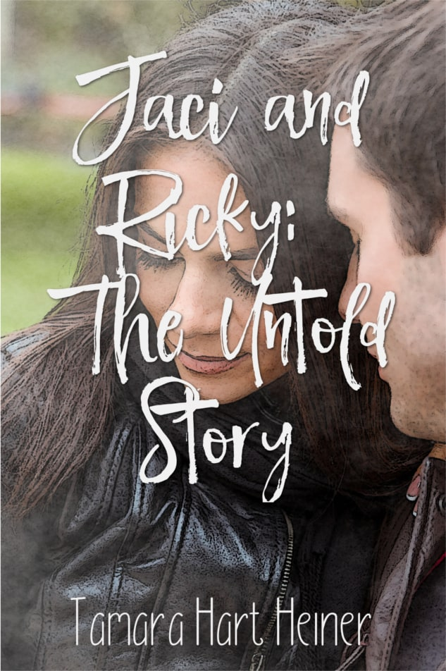 Cover for Jaci and Ricky: The Untold Story