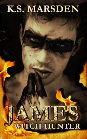 Cover for James: Witch-Hunter