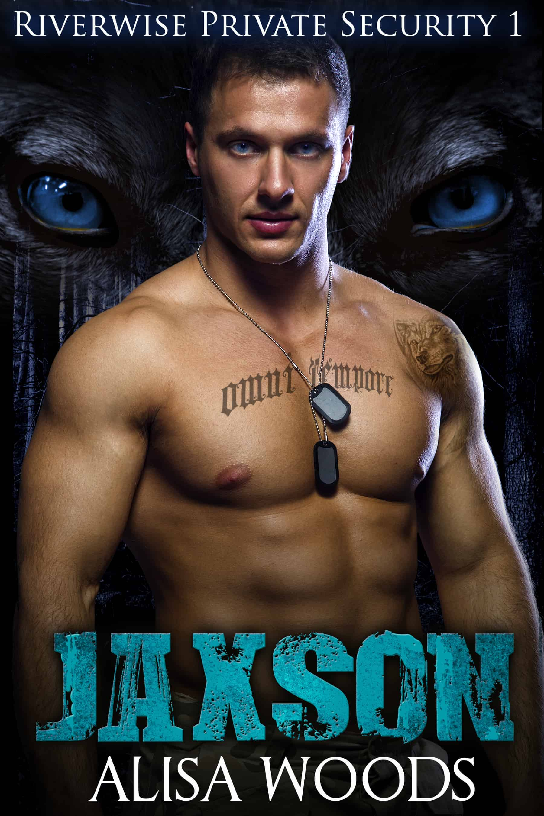 Cover for Jaxson