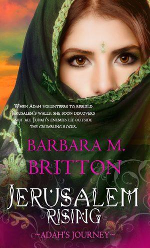 Cover for Jerusalem Rising: Adah's Journey