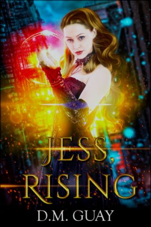 Cover for Jess, Rising