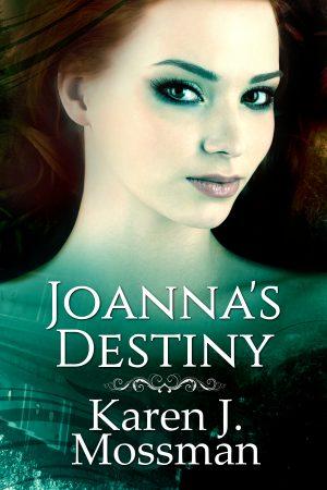 Cover for Joanna's Destiny