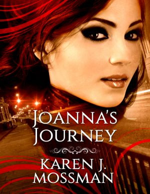 Cover for Joanna's Journey