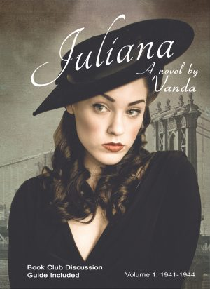 Cover for Juliana