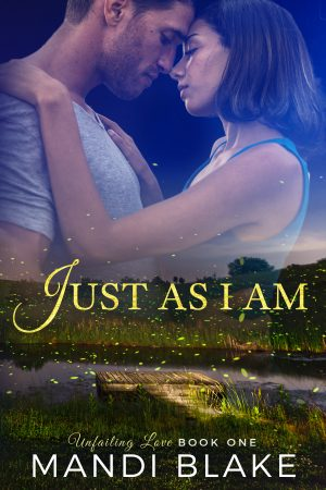 Cover for Just as I Am