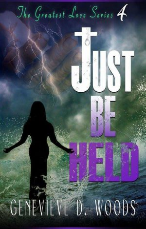 Cover for Just Be Held