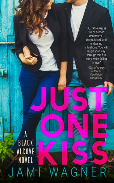 Cover for Just One Kiss