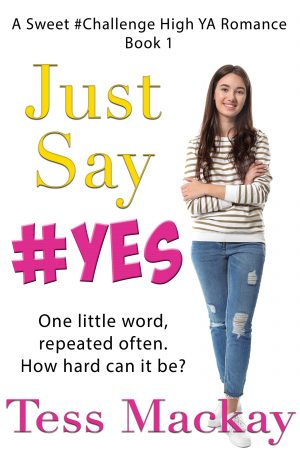 Cover for Just Say Yes