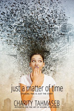 Cover for Just a Matter of Time