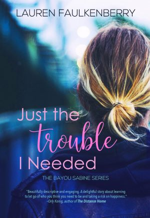 Cover for Just the Trouble I Needed