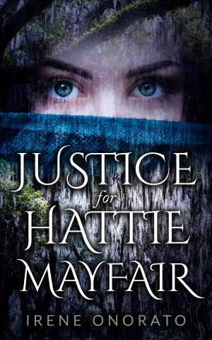 Cover for Justice for Hattie Mayfair