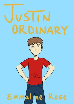Cover for Justin Ordinary Sample Chapters