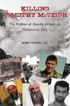 Cover for Killing Timothy McVeigh