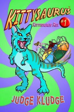 Cover for Kittysaurus Rex