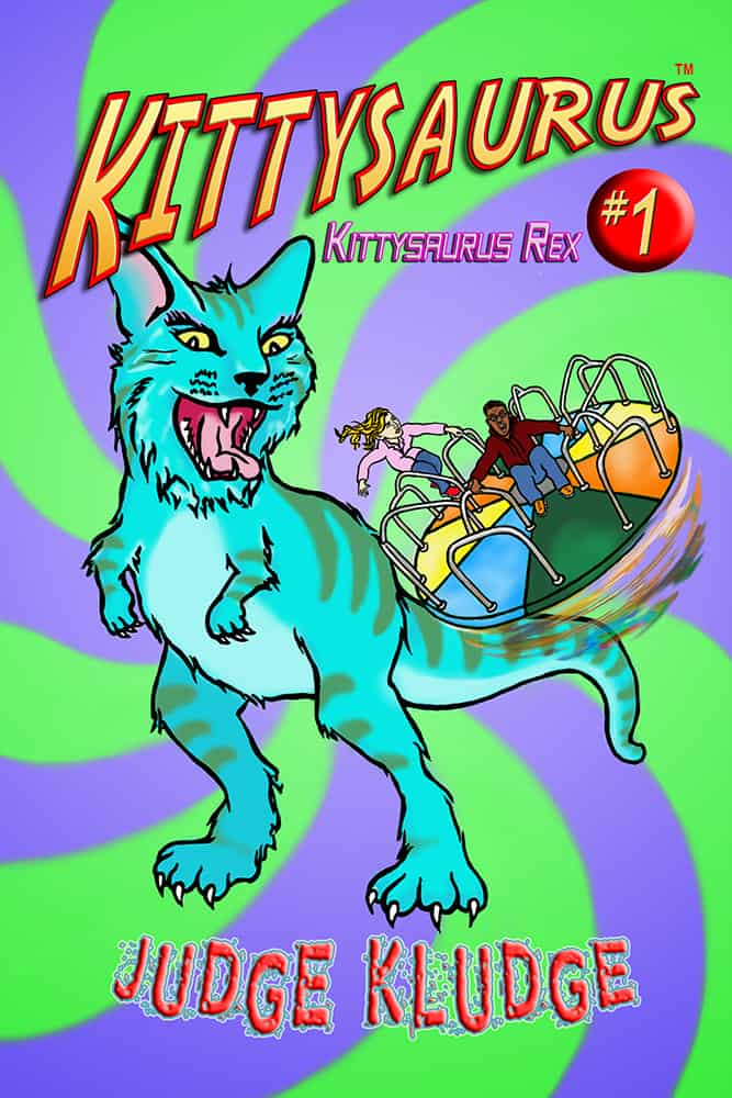 Cover for Kittysaurus Rex