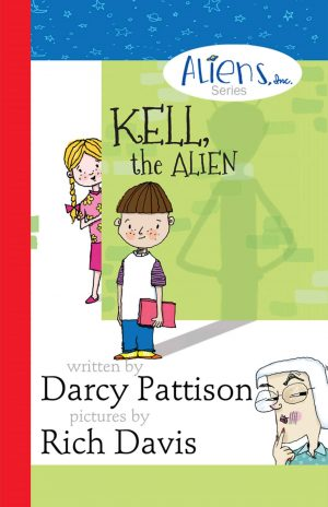 Cover for Kell, the Alien