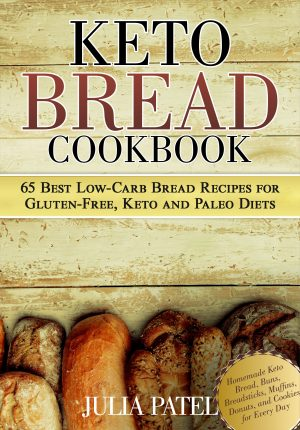 Cover for Keto Bread Cookbook