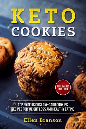 Cover for Keto Cookies