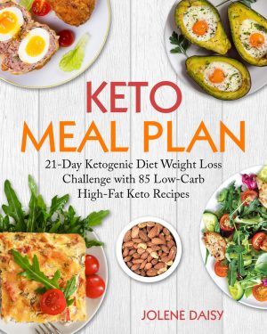 Cover for Keto Meal Plan