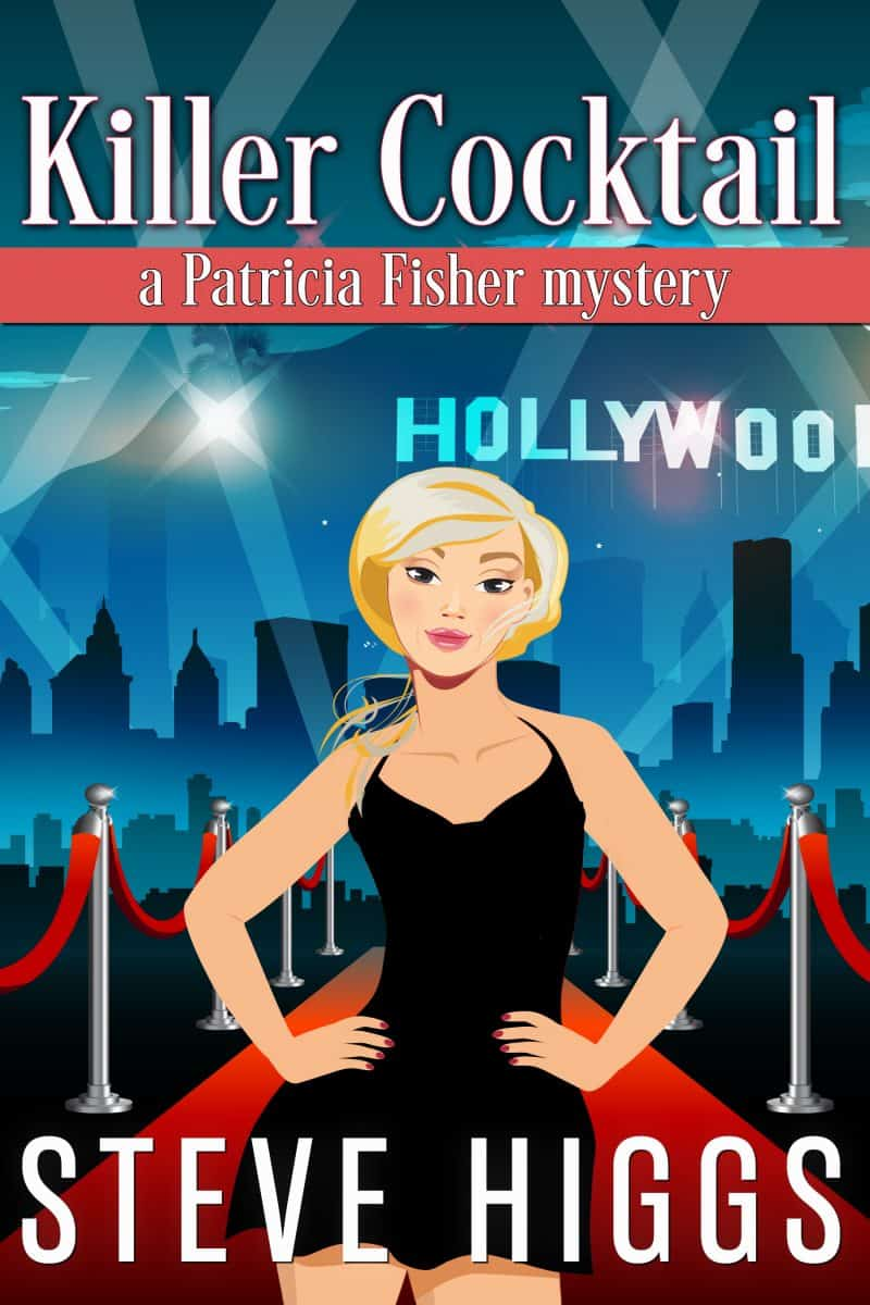 Cover for Killer Cocktail: Patricia Fisher Mysteries
