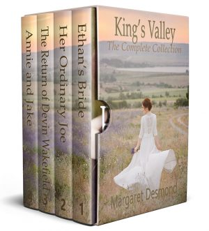 Cover for King's Valley: The Complete Collection