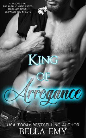 Cover for King of Arrogance