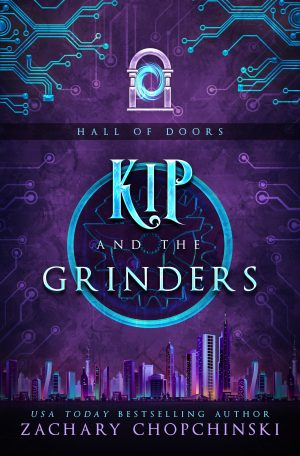 Cover for Kip and The Grinders