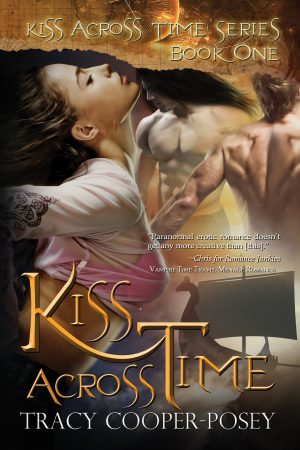 Cover for Kiss Across Time
