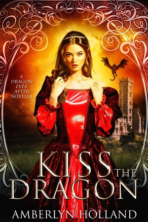 Cover for Kiss the Dragon