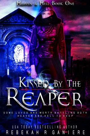 Cover for Kissed by the Reaper