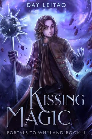 Cover for Kissing Magic
