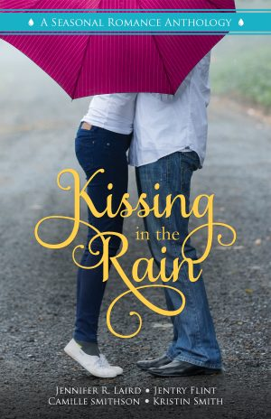 Cover for Kissing in the Rain