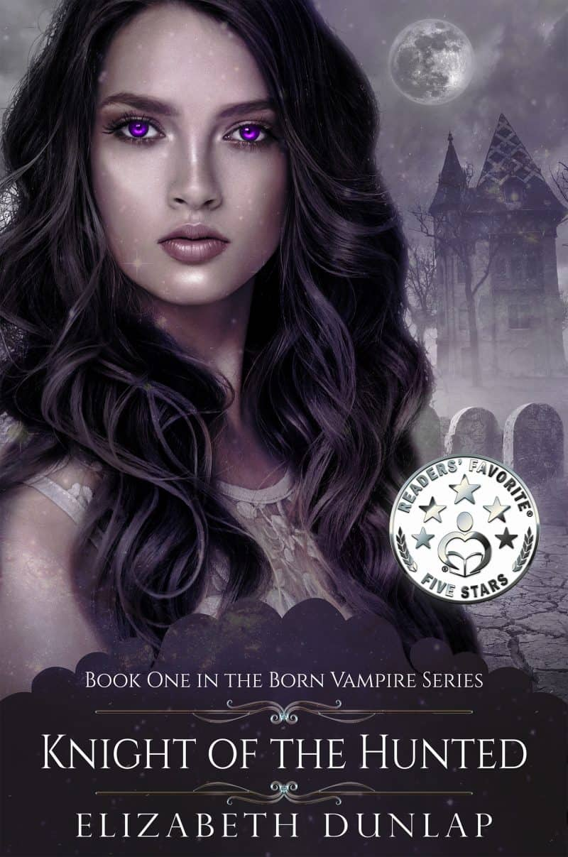 Cover for Knight of the Hunted: A YA Menage Paranormal Romance