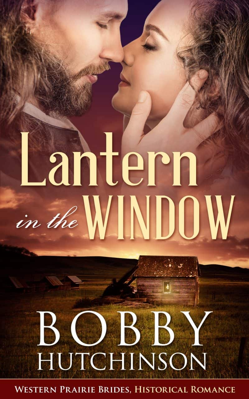 Cover for Lantern in the Window: Western Prairie Brides