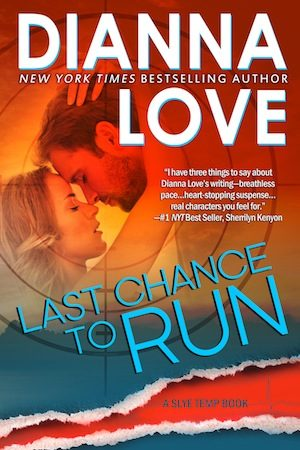 Cover for Last Chance to Run