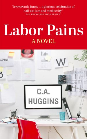 Cover for Labor Pains