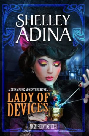 Cover for Lady of Devices