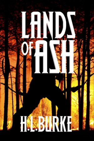 Cover for Lands of Ash