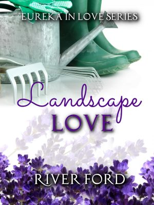Cover for Landscape Love