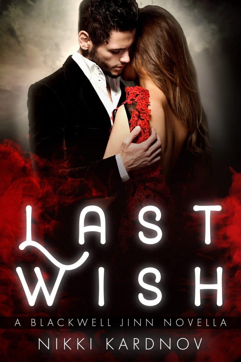 Cover for Last Wish