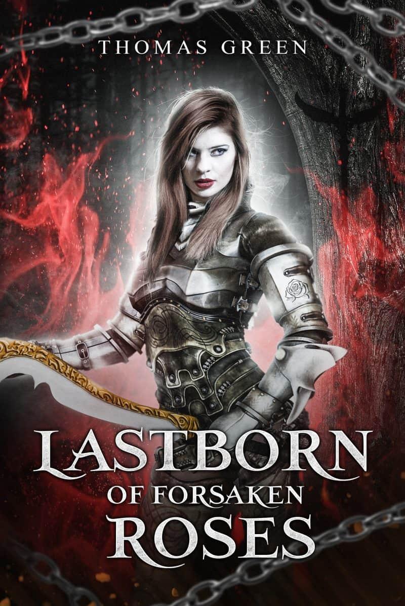 Cover for Lastborn of Forsaken Roses