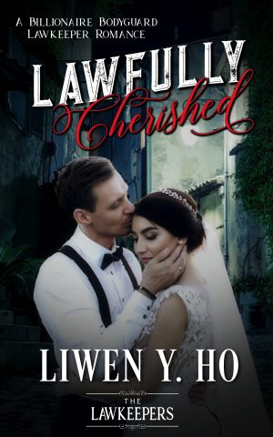Cover for Lawfully Cherished