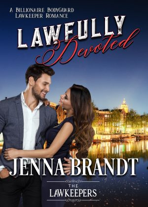 Cover for Lawfully Devoted