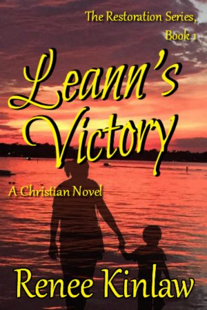 Cover for Leann's Victory