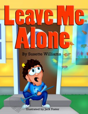 Cover for Leave Me Alone